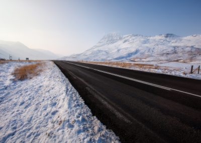 Iceland-Road